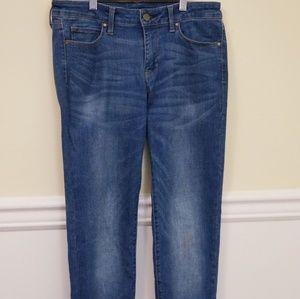 Uniqlo skinny jeans (size 8)